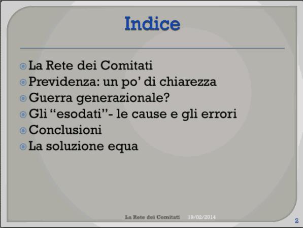 Incontro Rete - PD 19/02/2013 slide 02