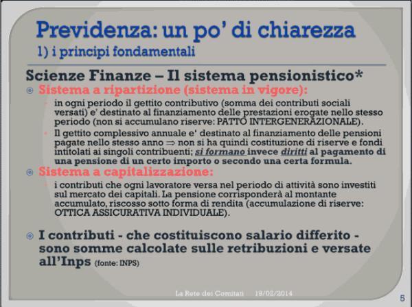 Incontro Rete - PD 19/02/2013 slide 5