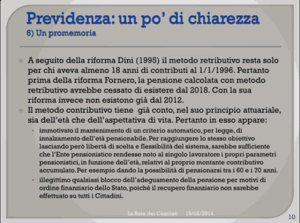 Incontro Rete -PD 19/02/2013 slide 10