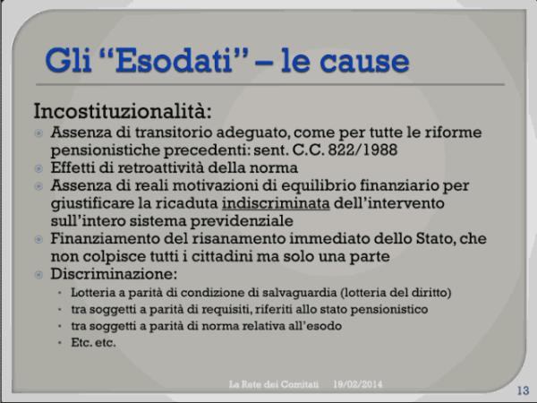 Incontro Rete - PD 19/02/2013 slide 13