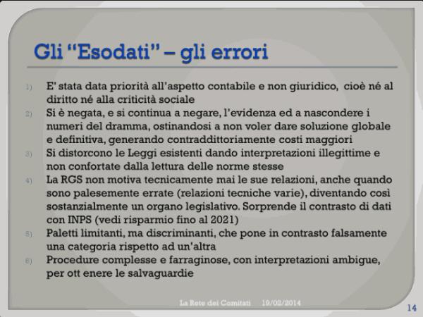 Incontro Rete - PD 19/02/2013 slide 14